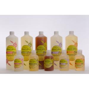 Gel de duş & şampon bio trandafir de Damasc (hipoalergen)