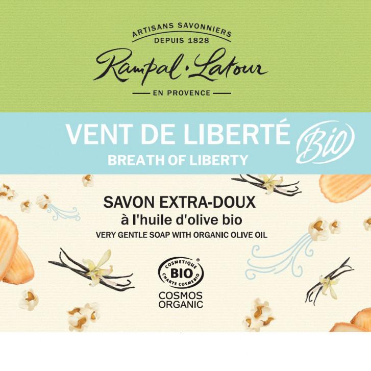 Fructe, flori și condimente aromate, în noi săpunuri Rampal Latour