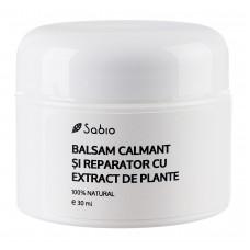Balsam calmant şi reparator cu extract de plante - remediu naturist