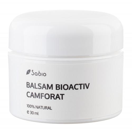 Balsam bioactiv camforat - remediu naturist