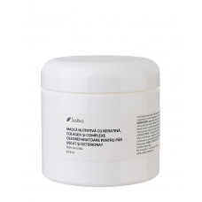 Mască nutritivă pentru păr uscat şi deteriorat