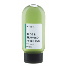 After Sun Aloe & Seaweed Gel