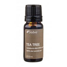 Ulei esențial pur - tea tree (arbore de ceai)