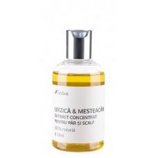Extract concentrat pentru păr și scalp cu urzică și mesteacăn