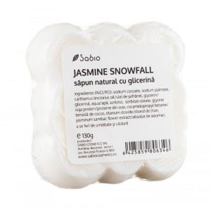Săpun natural cu glicerină JASMINE SNOWFALL