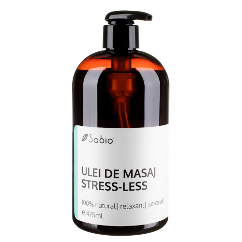 Ulei de masaj stress-less
