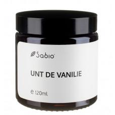 Unt de vanilie