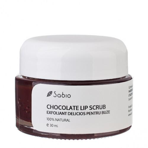 Chocolate Lip Scrub - exfoliant delicios pentru buze