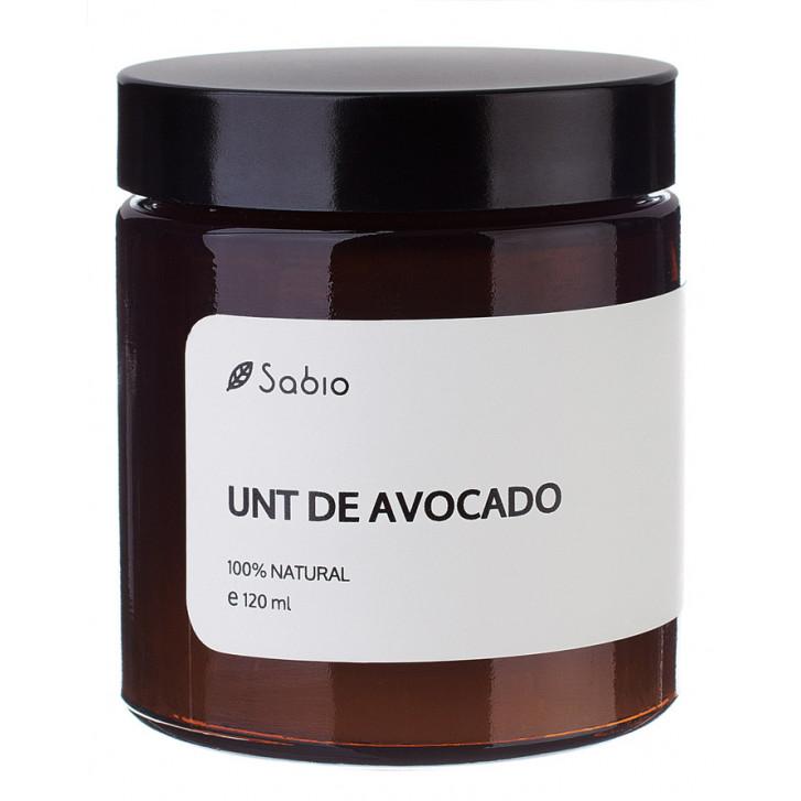 Unt de avocado