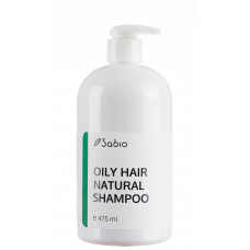 Şampon natural pentru păr gras