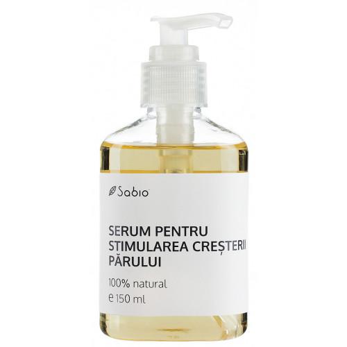 Serum pentru stimularea creșterii părului
