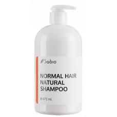 Şampon natural pentru păr normal
