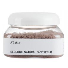 Exfoliant facial - Delicious Natural Face Scrub