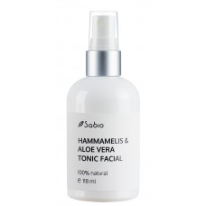 Tonic facial natural ALOE VERA - HAMAMELIS