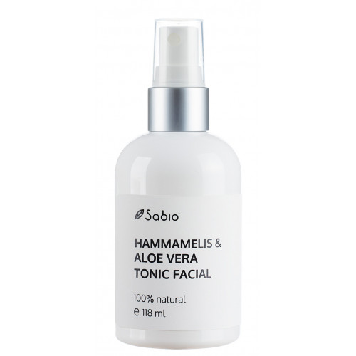 Tonic facial natural - aloe vera & hamamelis