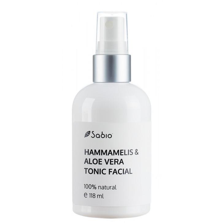 Tonic facial natural - aloe vera & hamamelis