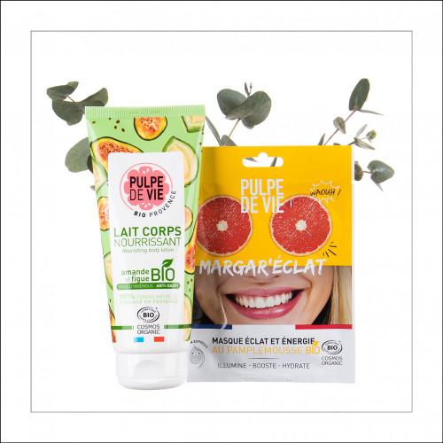 DUO Cocoon Addiction Lapte de corp & Mască facială