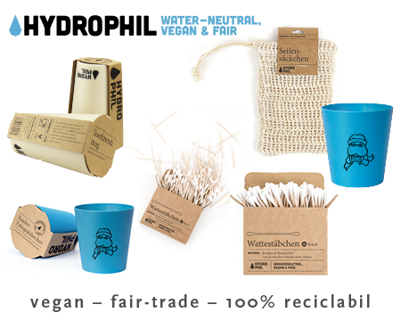Hydrophil produse noi