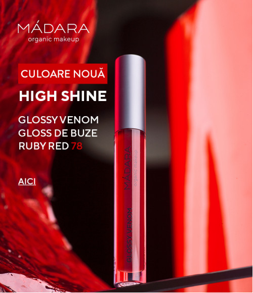 MADARA RUBY RED