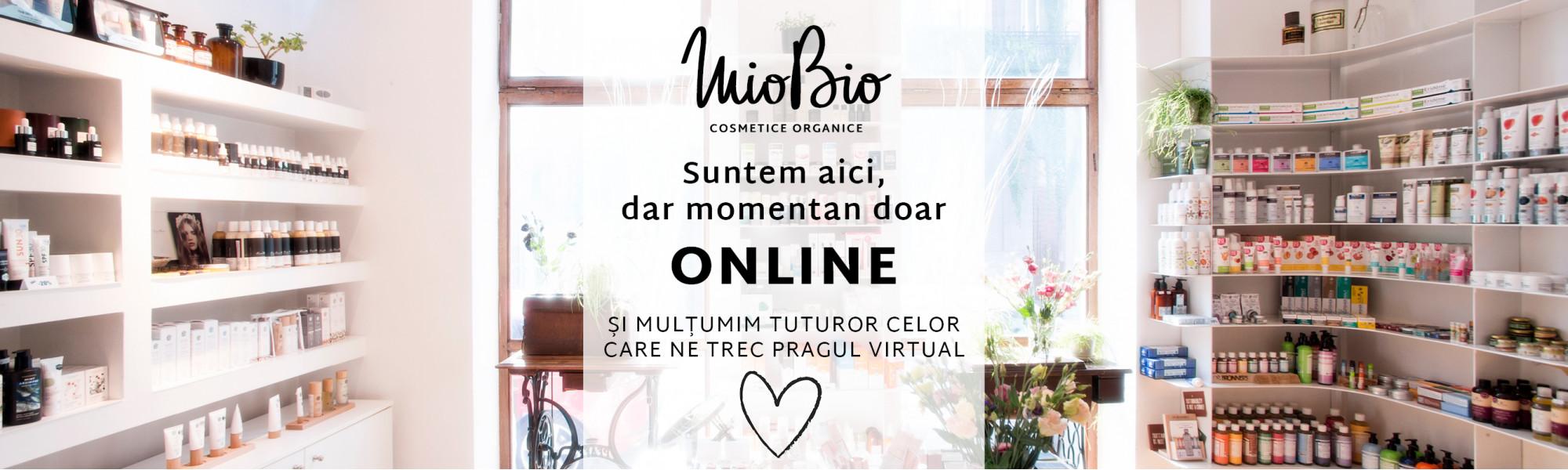 MioBio doar online
