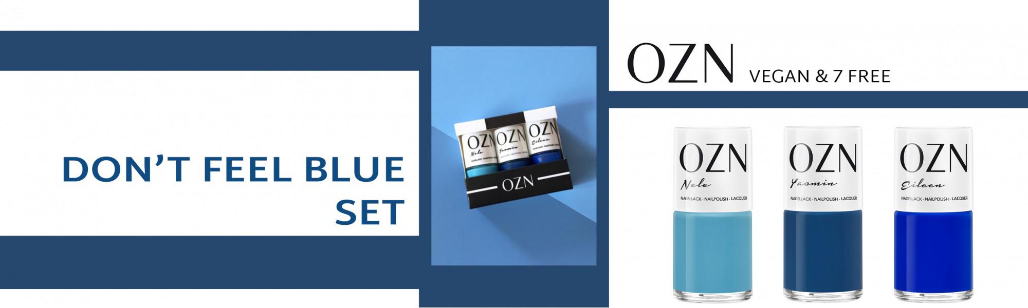 OZN Feel Blue Set