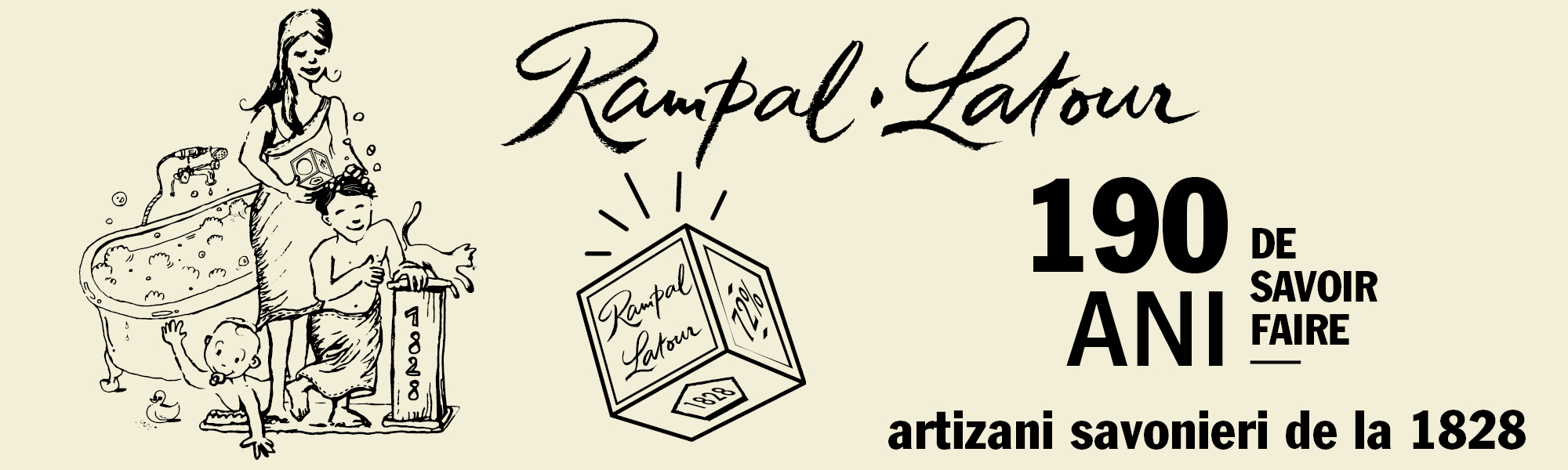 Rampal Latour 190 ani