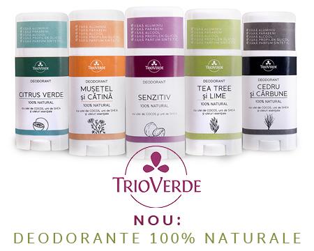 Trio Verde deodorante naturale