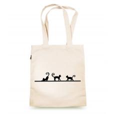 Sacoșa cu pisici