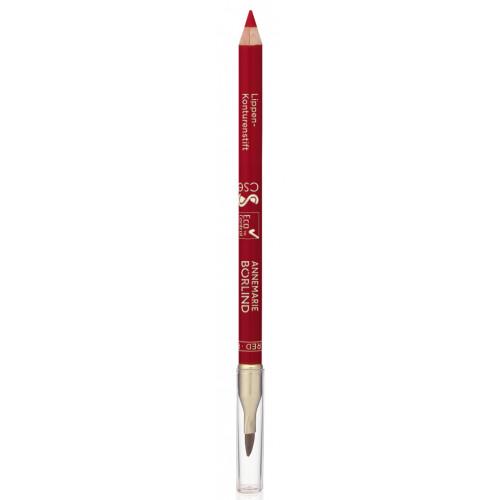 Creion contur de buze Red
