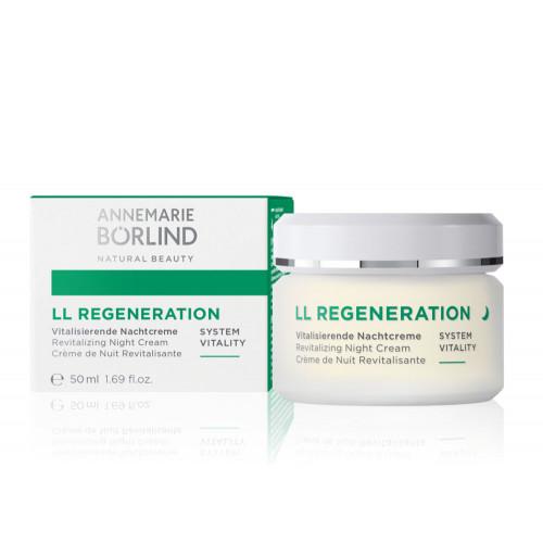 LL Regeneration Cremă de ochi (ten deshidratat)