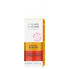 ORANGE BLOSSOM ENERGISER - Ser energizant bifazic cu floare de portocal - travel size