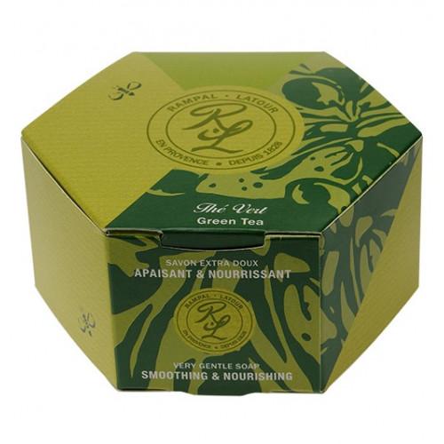 Săpun natural ceai verde argan