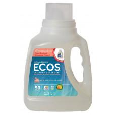 ECOS - detergent lichid rufe concentrat Magnolie Lacramioara