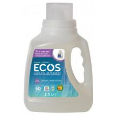 ECOS - detergent de rufe lichid concentrat Lavanda