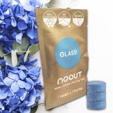 Tablete pentru curățare GEAMURI – zero plastic (refill 3 tablete)