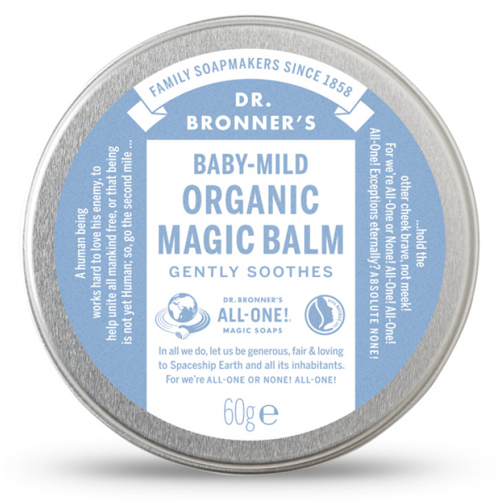 Baby Mild - Balsam organic fara parfum