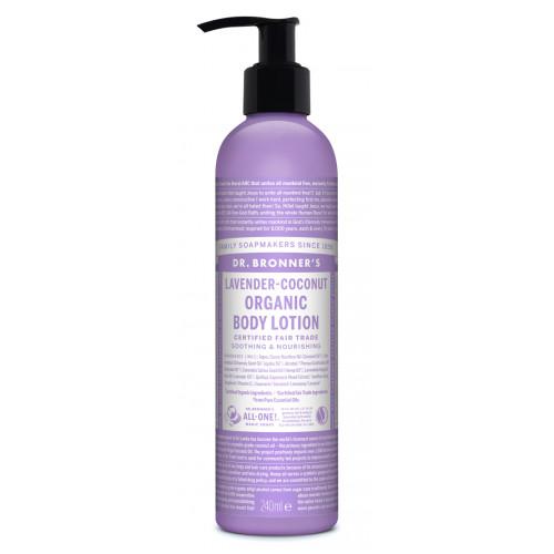 Lotiune de corp organica - Lavender Coconut