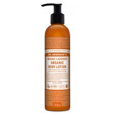 Lotiune de corp organica - Orange Lavender
