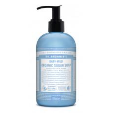 Organic Sugar Soap Baby Mild - sapun lichid 4 in 1 fara parfum