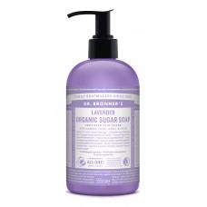 Organic Sugar Soap Lavender - sapun lichid 4 in 1
