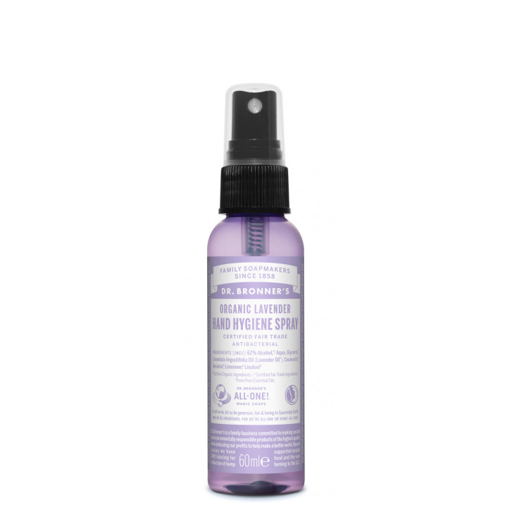 Spray dezinfectant de maini Lavender
