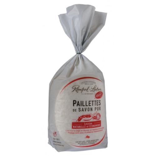 Fulgi de săpun natural pentru spălarea rufelor (produs hipoalergen)