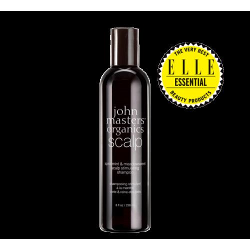 Șampon pentru stimularea scalpului Spearmint & Meadowsweet