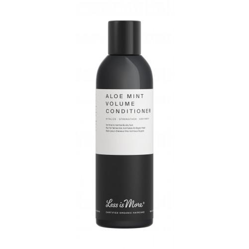 Aloe Mint Volume Conditioner (păr fin/subţire, tendinţe îngrăşare)