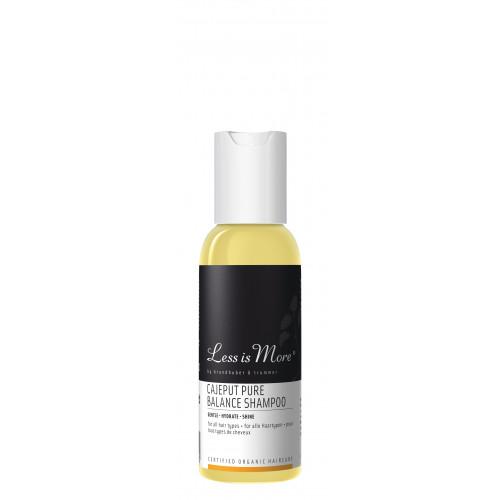 Cajeput Pure Balance Shampoo TRAVEL (păr normal/toate tipurile de păr)