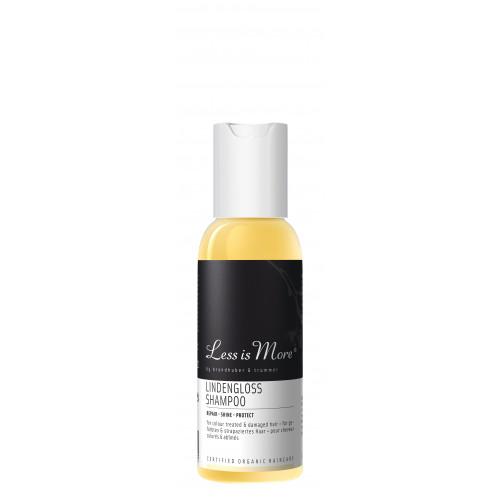 Lindengloss Shampoo TRAVEL (păr vopsit / deteriorat)