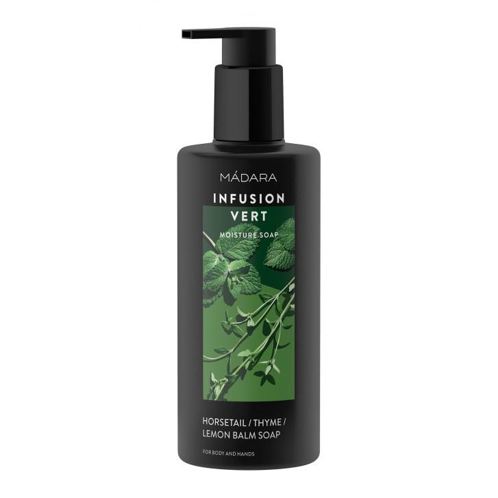 Infusion Vert - Gel de duș & săpun lichid