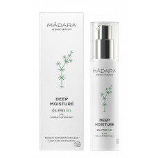 "DEEP MOISTURE Gel hidratant intensiv ""oil-free"""