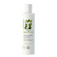 Șampon delicat - ovăz & flori de tei