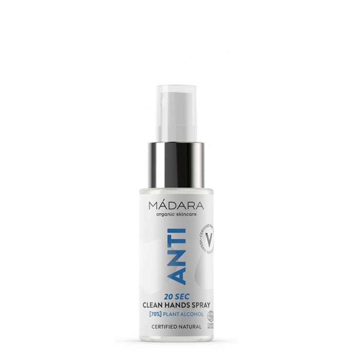 ANTI 20 SEC CLEAN HANDS Spray igienizant (70% alcool)